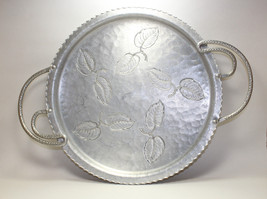 Vintage Farberware Leaf Pattern Hand Wrounght R... - $19.79