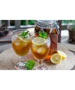 Lenier's Peach Oolong Ice Tea 3-1/2 gallon (2qt... - $3.25