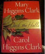 2000 Mary Carol Higgins-Clark Deck The Halls A ... - $2.99