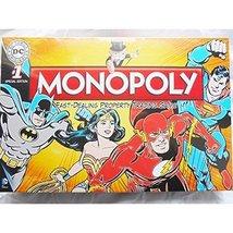 DC COMICS ORIGINALS SPECIAL EDITION MONOPOLY BO... - $83.36