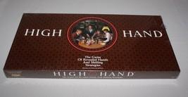 High Hand Board Game Lowe Milton Bradley E2400 ... - $24.99