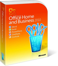 Microsoft Office Home and Business 2010 Download - $79.00