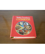 Betty Crocker Cookbook Red Pie Cover RING BINDER 1969 1974 23rd Vintage Chefs