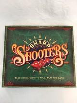 Sharp Shooters Dice Board Game Milton Bradley 1... - $9.89