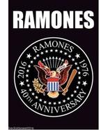 Ramones Eagle 40th Anniversary 1976-2016 29.5