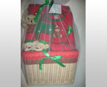Buy Baby Gear 10 Pc Christmas Gift Basket NWT 3-6 Months