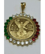 Centenario 14k Gold plated  SPECIAL SALE wholes... - $122.50