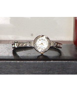 Pre Owned Women's Silver & Gold Accent Color Vi... - $7.00