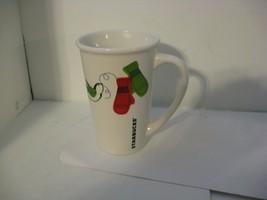Starbucks Coffee 21 Fl. oz Christmas Mug 2011 W... - $23.36