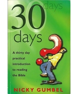 30 Days by Nicky Gumbel Softcover Book - $4.99