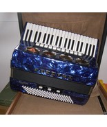 Accordion ELECTRA Choral IV Full Size 120 Bass ... - $850.00