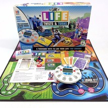 The Game Of Life Twists & Turns Board Game Elec... - $21.65