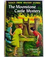 Nancy Drew Moonstone Castle Mystery No.40 pictu... - $40.00