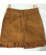 New NWT Juicy Lucy Designer 100% Suede Leather ... - $29.35
