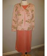 Chelsea Studio Orange Sweater Dress Size Petite... - $23.00