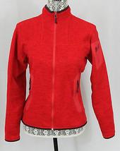 Womens Arc'teryx Polartec Covert Cardigan Red P... - $58.50