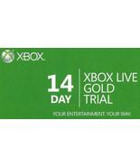 14-day{2 week} Xbox 360/ONE Live trial Gold Mem... - $5.44