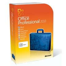 Microsoft Office Professional 2010 - (Download ... - $80.00