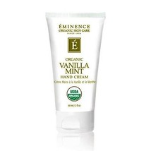Eminence Organics Hand Cream, Vanilla Mint, 2 o... - $11.87
