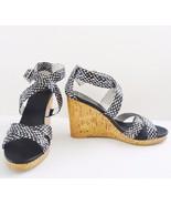 NIB Cole Haan Jillian Wedge Shoes Sandals Heels... - $84.10