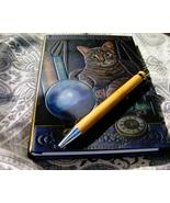 Spell Cast Book of Shadows magick journal and a... - $70.00