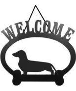 Welcome Sign - Dachshund - $24.74