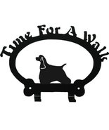 American Cocker Spaniel Leash Holder Time for a... - $24.74