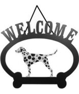 Welcome Sign Dalmatian - $24.74