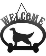 Irish Setter Welcome Sign - $24.74
