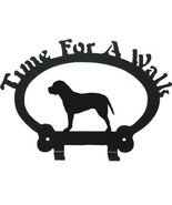 Time For A Walk Uncropped Pit Bull Terrier Leas... - $24.74