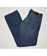 Mens Sz 29 32 LEVI Low Boot Cut Style Jeans Pan... - $10.99
