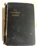 Mark Twain The Innocents Abroad 1899 Samuel Cle... - $13.86
