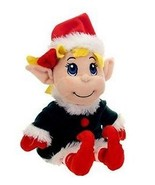 Fiesta Toys 11'' Christmas Holiday Plush SANTA'... - $14.99