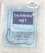 Regency Mills Darning Net 6 Count White 36