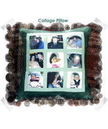 *Customized Home Decor Photo Collage Pillow*  - $40.00
