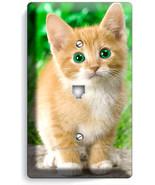 CUTE GREEN EYES KITTEN KITTY CAT PHONE TELEPHON... - $8.79
