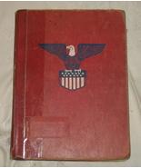 Rainbow Book of American History 1955 - $49.75