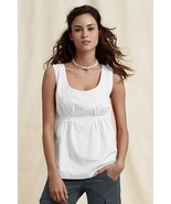 NWOT Lands end canvas camisole tank top baby do... - $10.00