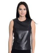 40/6 PRADA Dark Gray Butter Soft Leather Sleeve... - $247.50