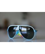 Polaroid Vintage Tortoise Sunglasses Light Blue... - $10.00