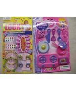 kitchen play summer fun 2 New Playsets Kitchen ... - $7.95