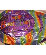 balloons mylar helium Three (3) New Mylar Ballo... - $7.95