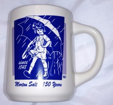 Vintage Morton Salt Collectible Coffee Cup 150 ... - $14.95