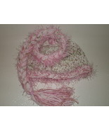BABY GIRL PINK CAMO BEANIE PHOTO PROP HAT WITH ... - $12.00
