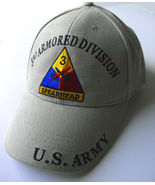 EMBROIDERED US ARMY 3RD ARMORED DIVISION SPEARH... - $10.81