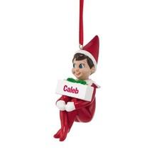 Department 56 Elf on The Shelf Caleb Ornament, ... - $12.64