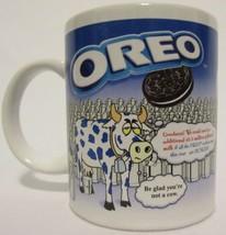 Oreo Cookie Nabisco Promotional Merchandise Mem... - $4.97
