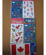 Stickers - Fairies, Thomas the Tank Engine, Din... - $5.95