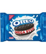Nabisco Oreo Mega Stuff Sandwich Cookies - $12.82