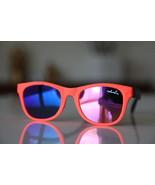 Classic Tortoise Sunglasses Neon Orange/ Rubber... - $14.00